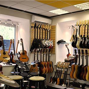 Музыкальные магазины Щелково