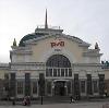 Железнодорожные вокзалы в Щелково