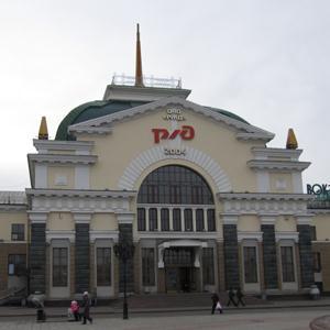 Железнодорожные вокзалы Щелково
